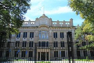 Rafael Hernández National College High School in La Plata, Argentina