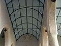Collégiale Notre-Dame de la crypte, voûte de la nef.JPG