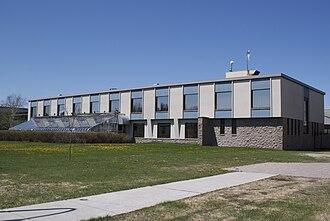 Collège d'Alma - Image: College alma.pcl