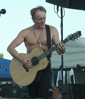 Phil Collen - Collen live in 2007