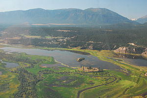 Invermere - Columbia River Wetlands