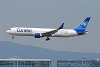 D-ABUA - B763 - Condor