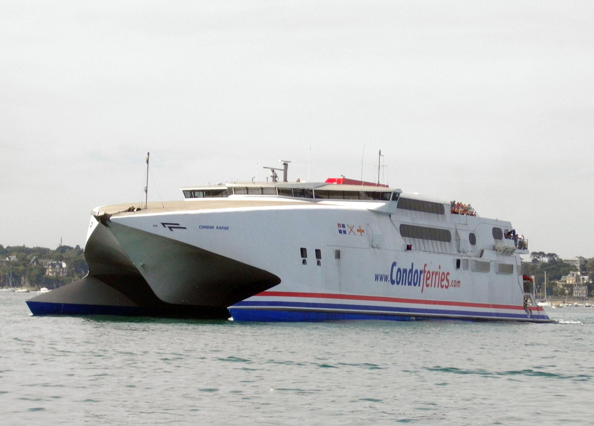 Image result for condor rapide