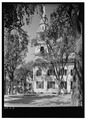 Congregational Church, Main and Seymour Streets, Middlebury, Addison County, VT HABS VT,1-MIDBU,1-3.tif