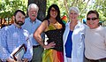 Congressman Miller attends the Rainbow Community Center's 5th Annual Pride on the Plaza (7184707729).jpg