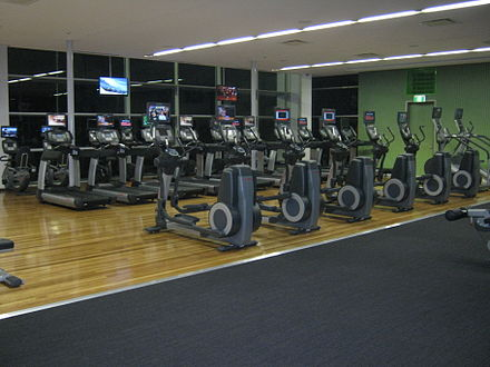 Connect Fitness centre Connect Fitness Kingswood Campus.jpg