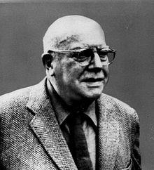 Poet Conrad Aiken