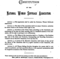 Constitution of the National Woman Suffrage Association LOC.png