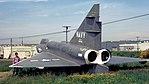"Convair YF2Y-1 ""Sea Dart"" 135765 rear view.jpg"
