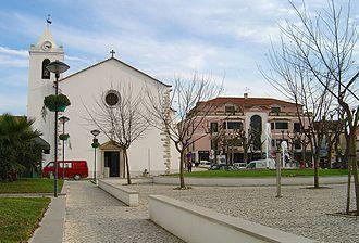 Lourinhã - Santo António Convent Church in Lourinhã.