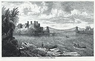 Conway Castle & Bridge
