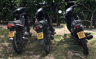 Vehicle registration plates of the Cook Islands Cook Islands vehicle license plates