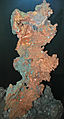 Copper with silver (Mesoproterozoic, 1.05-1.06 Ga; Knowlton Lode, Caledonia Mine, Ontonagon County, Michigan, USA) 1 (16703414553).jpg