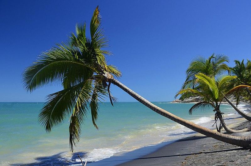 Praia do Espelho sul da Bahia
