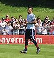 Corentin Tolisso Training 2018-05-08 FC Bayern Muenchen-2.jpg