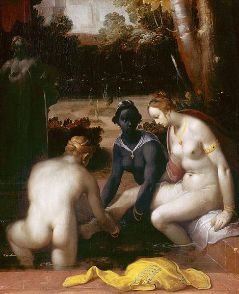File:Cornelis Cornelisz van Haarlem - Het toilet van Bathseba.jpg
