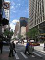 Corner of State Street and Jackson Street, Chicago Blvd, Chicago, Illinois (9179340597).jpg