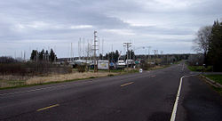 Cornucopia along Highway 13