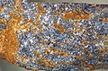 Corundite (emery rock), Naxos Emery Deposits Greece.jpg