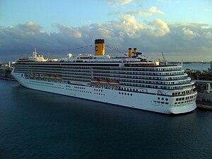 Spiritclass Cruise Ship Wikipedia - Carnival cruise ships wiki
