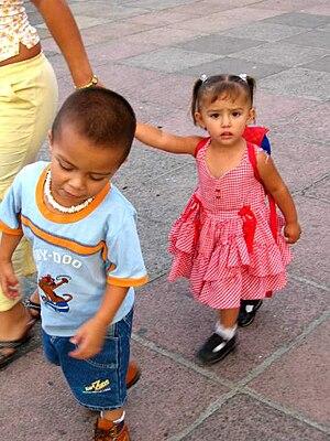 Costa Rica children