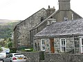 Cottages at Brynrefail - geograph.org.uk - 536559.jpg