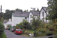 Cottages in Aberangell - geograph.org.uk - 1431285.jpg