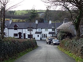 Cottages outside Caerhun - geograph.org.uk - 110420.jpg