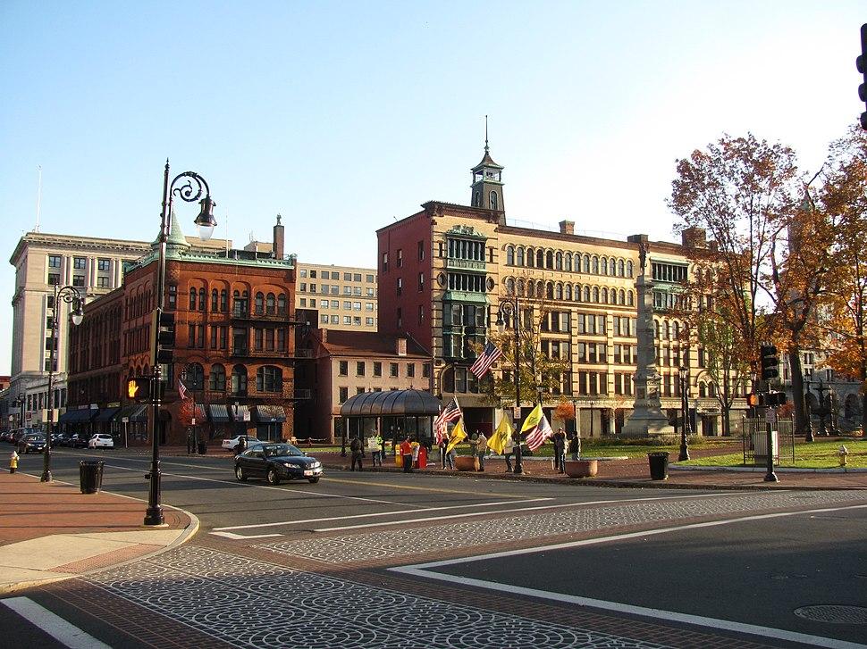 Court Square, Springfield MA