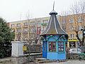 Courtyard of Church of the Assumption of the Archangel Michael in Bielsk Podlaski - 05.jpg