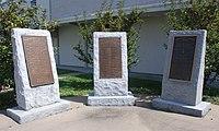 Covington, Va - War Memorials
