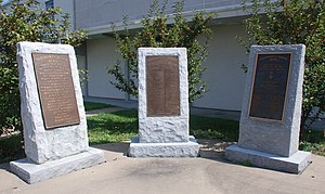 Covington, Virginia - Image: Covington, Va War Memorials