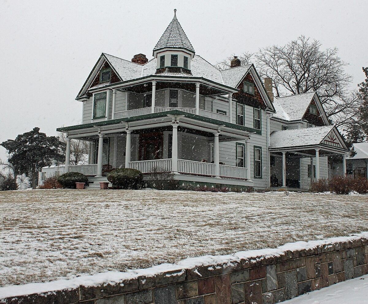 Crawford pettyjohn house wikipedia for Crawford house
