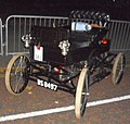 Crestmobile 1901 Runabout at Start of London to Brighton VCR 2011.jpg