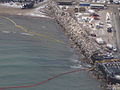 Crews deploy boom along Lake Michigan shore 140325-G-ZZ999-002.jpg