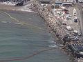 Crews deploy boom along Lake Michigan shore 140325-G-ZZ999-002.jpg