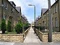 Cromwell Terrace - Gibbet Street - geograph.org.uk - 868140.jpg
