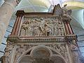 Crucifixió del púlpit del baptisteri de Pisa.JPG