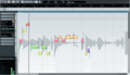 Cubase6 VariAudio vocal pitch editing.png