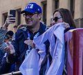 Cubs World Series Victory Parade (30142887113) (Todd and Laura Ricketts).jpg