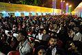 Cultural Function Spectators - Christmas Observance - Poush Mela - Citizens Park - Kolkata 2015-12-25 8143.JPG