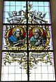 D-BW-KN-Mühlingen - Kirche St Martin - Fenster mit Simon und Thaddäus.jpg