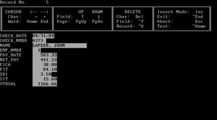 dBase - Wikiwand