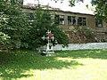 DSCF7414 Поселення, смт Клевань, територія замку на підвищенні, де знаходиться церква Різдва.jpg