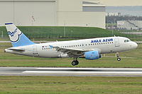 F-HBAL - A319 - TAP Portugal