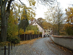 Dachau - Dachau in fall 2002