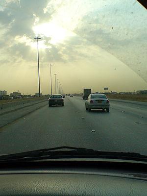 Dammam Highway