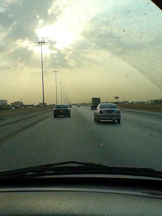 Dammam - Dammam Highway