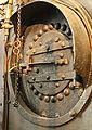 """Dampflokomotive """"Muldenthal"""" der Fa. Rich. Hartmann, Chemnitz (1861) (Detail).. IMG 6550ОВ.JPG"""