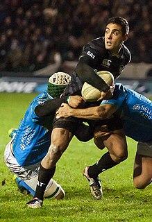 Daniel Bowden Rugby player